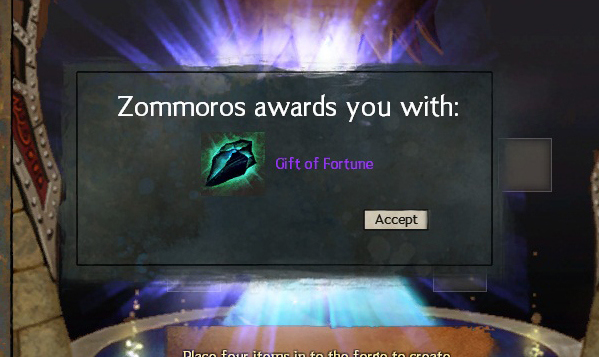 Acquiring Your Legendary Weapon in GW2