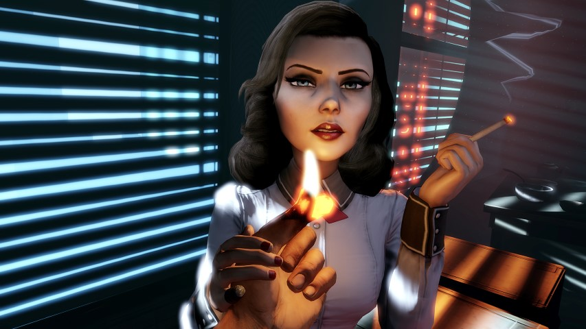 Bioshock Infinite - Burial at Sea - Call Me Elizabeth