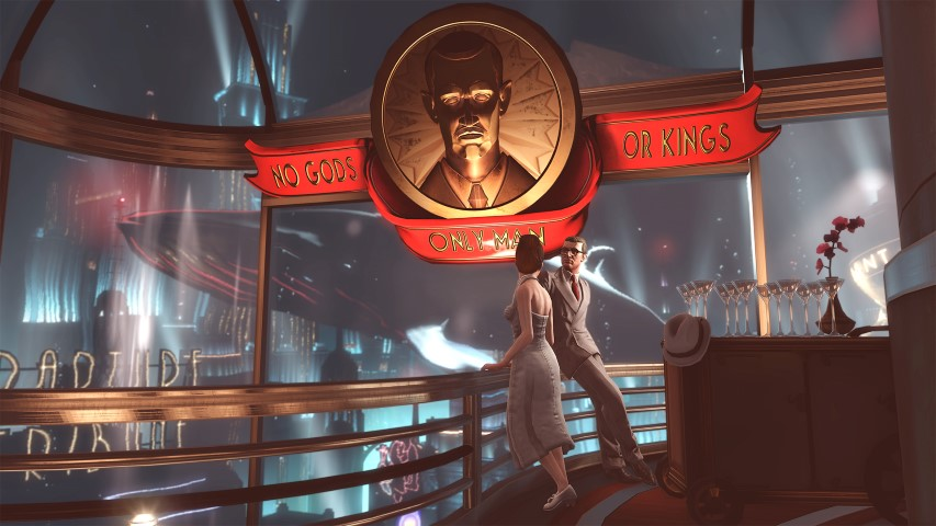 Bioshock Infinite - Burial at Sea - Whale Watchers