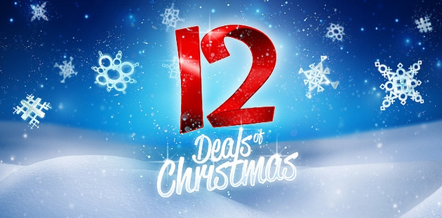 PlayStation 12 Days Deal of Christmas