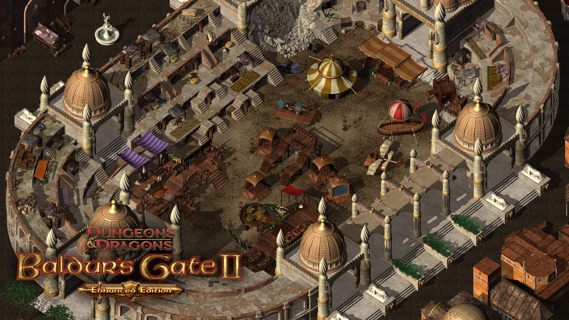 Baldur's Gate 2 Enhanced Edition - MiniGame Reviews