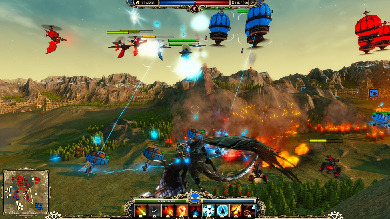 Divinity Dragon Commander Screenshot