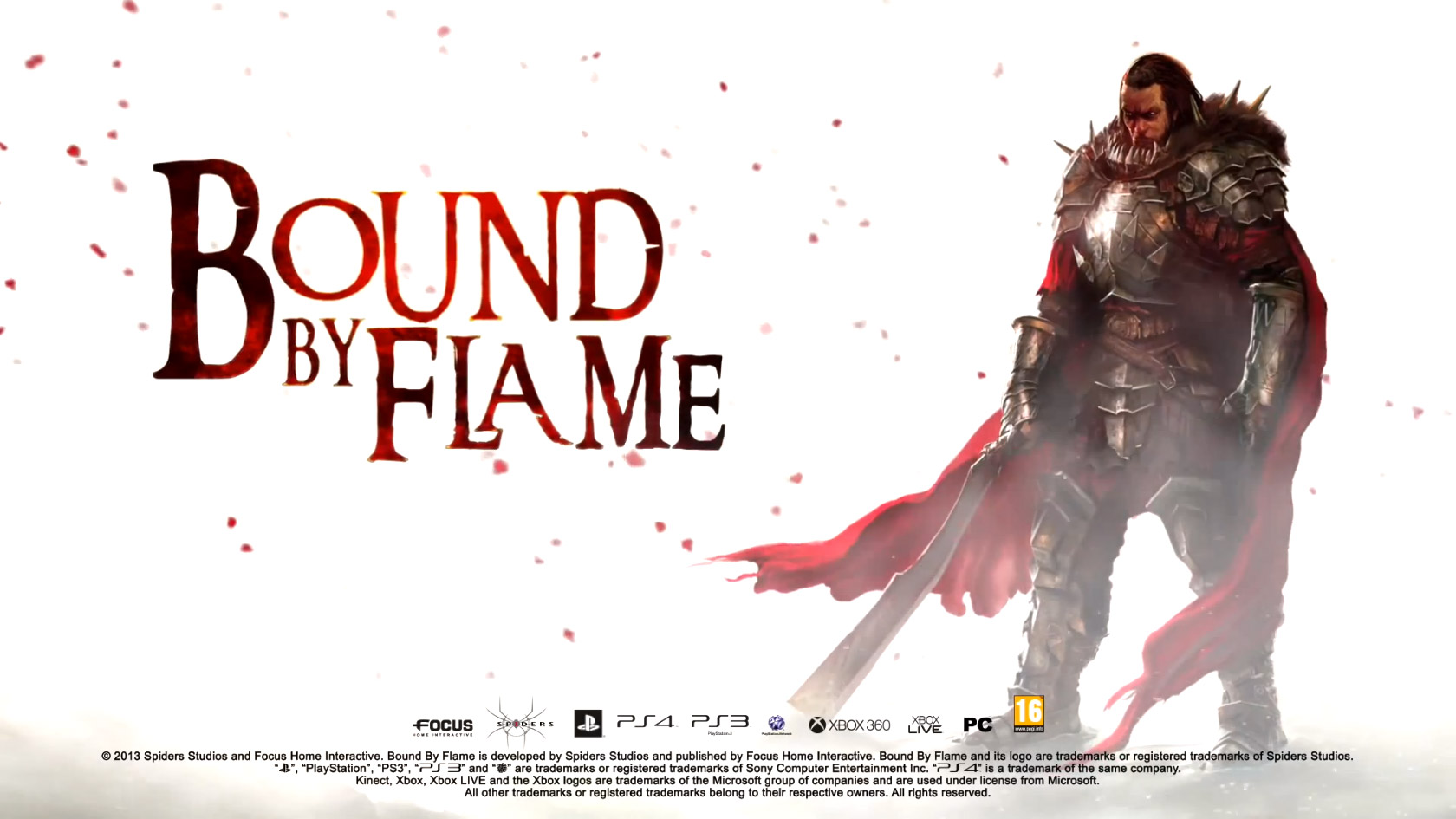 Bound by Flame Focus Trailer