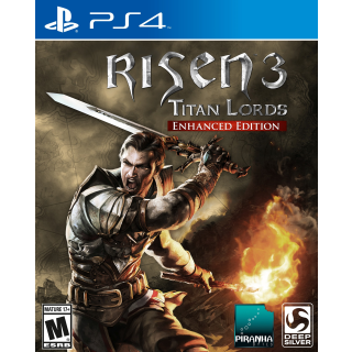 Risen 3 – Titan Lords : Enhanced Edition