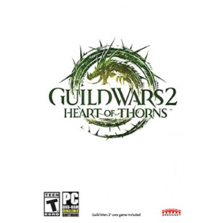 Guild Wars 2 : Heart Of Thorns
