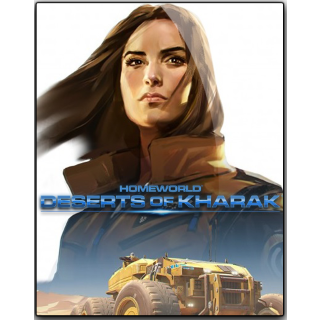 Homeworld : Deserts Of Kharak