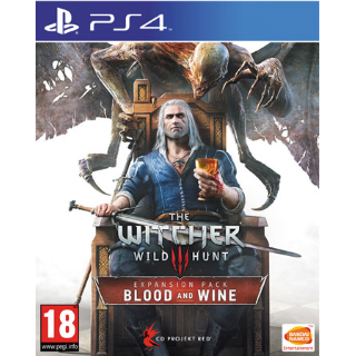 Witcher 3 – Blood & Wine
