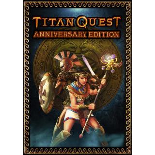 Titan Quest – Anniversary Edition