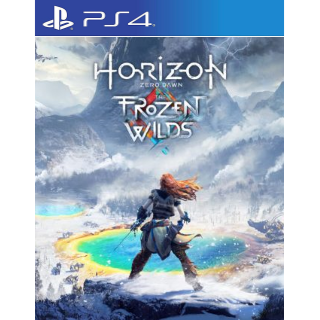 Horizon Zero Dawn – The Frozen Wilds