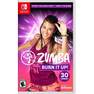 Zumba : Burn It Up